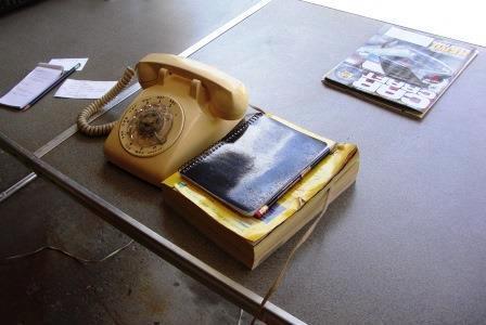 Ye Olde Rotary Phone