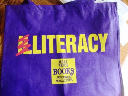 Encourage Literacy