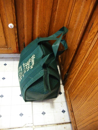 ...and an insulated bag from the farmer, too!
