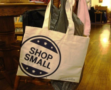 Shop Small, and Shop Local!