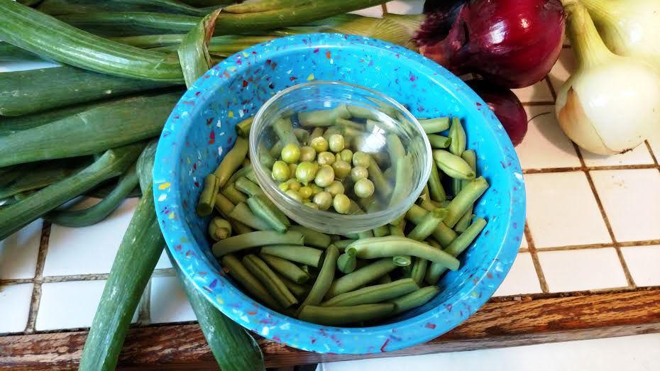 1 lb beans